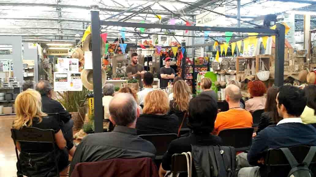 Ultimo weekend a Cosenza del Garden Festival d'Autunno di AICG