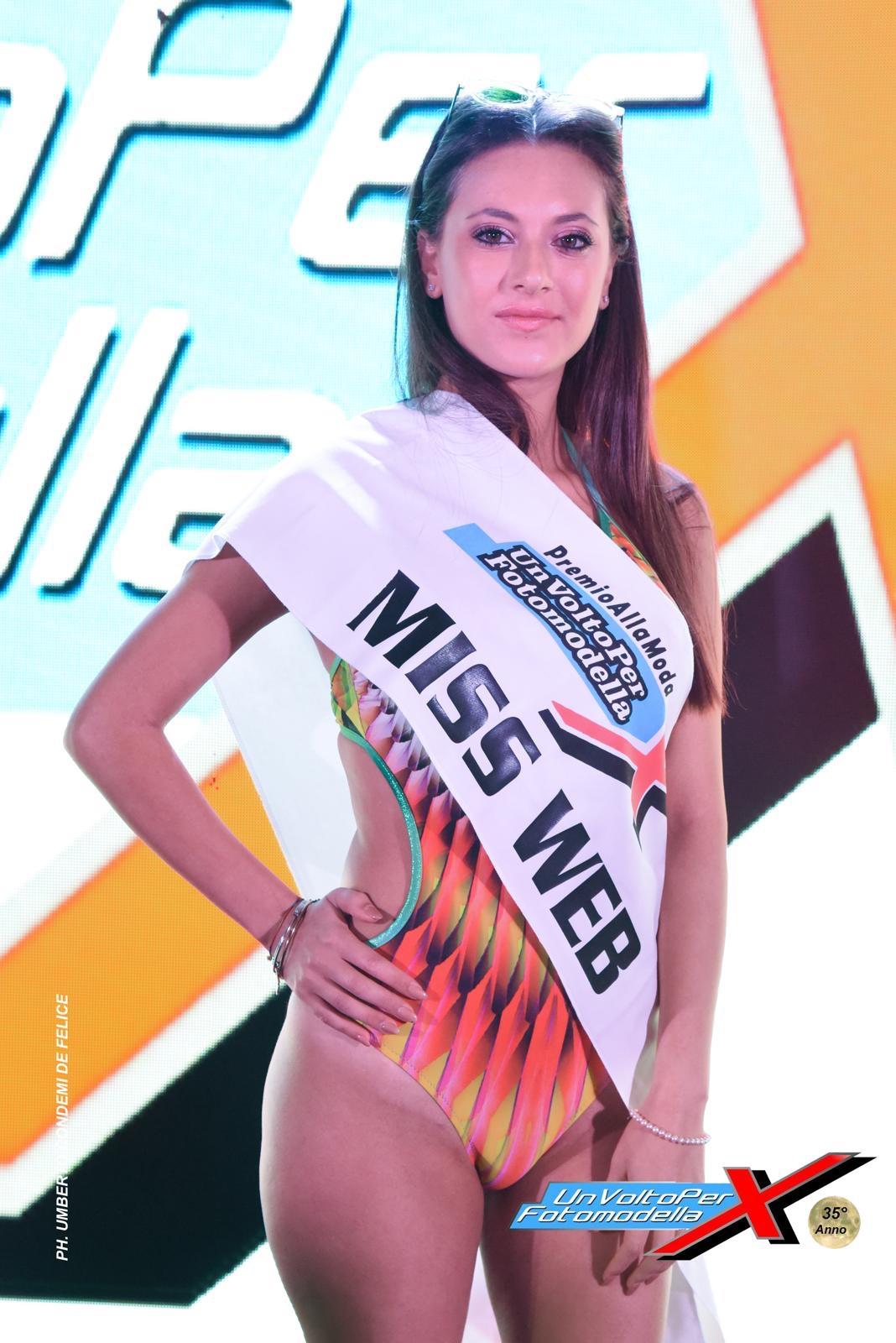 Finale Nazionale Premio alla Moda Un volto X Fotomodella 7 settembre 2019 Fiuggi Terme di Bonifacio VIII
