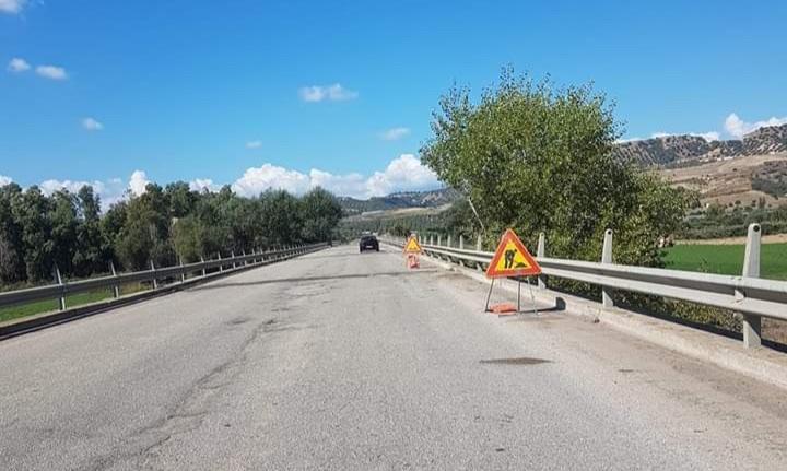 Santa Sofia D'Epiro – Messa in sicurezza del tratto stradale che collega Santa Sofia, Tarsia e Cosenza