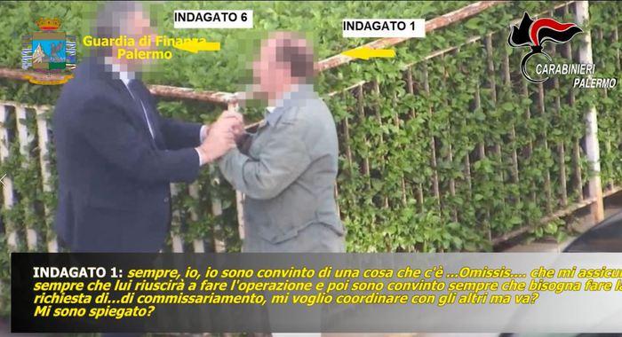 Corruzione: arrestati 2 consiglieri del Comune di Palermo