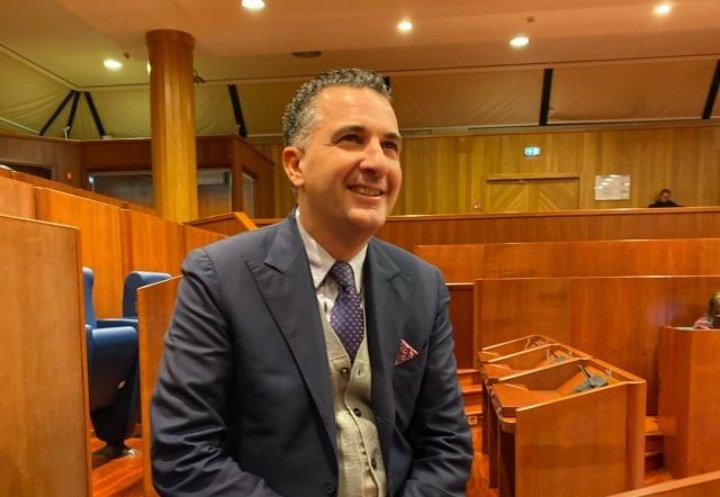 Orlandino Greco a processo: «Finalmente potrò difendermi»