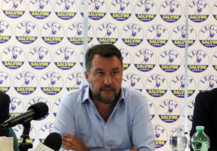 Inps: Salvini, la Lega non ricandida chi ha preso il bonus