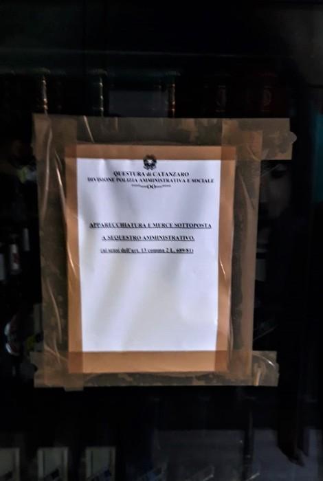 Covid: Consumavano alcolici self-bar dopo le 24, sanzionati