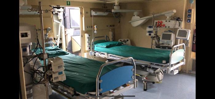 Covid: a Cosenza ospedale da campo pronto, ma inutilizzato