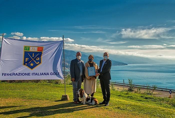 Golf: a circolo Cetraro premio 'Impegnati nel verde'