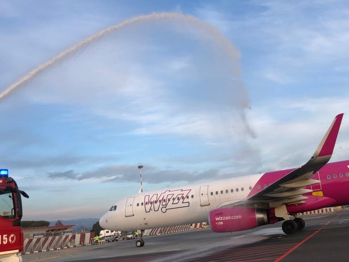 Aeroporti: voli Wizzair Lamezia-Milano Malpensa