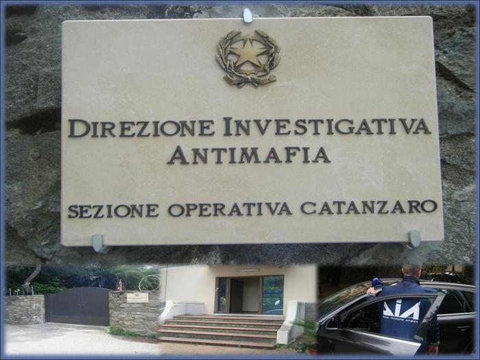 'Ndrangheta: Dia sequestra beni per un milione a imprenditore