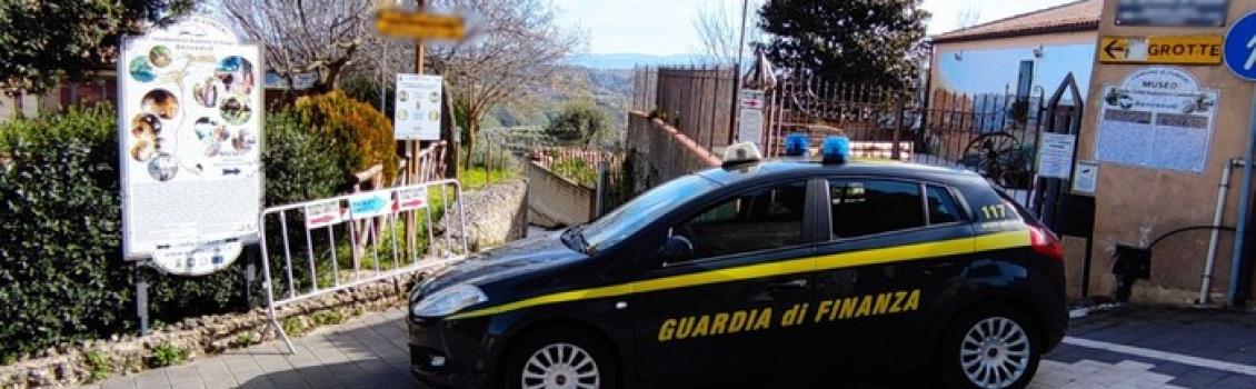 Truffa su lavori sito archeologico in Calabria, sette denunce